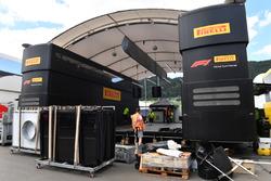 Pirelli motorhome construction