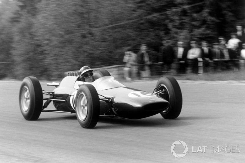GP da Bélgica de 1962 - Vencedor: Jim Clark