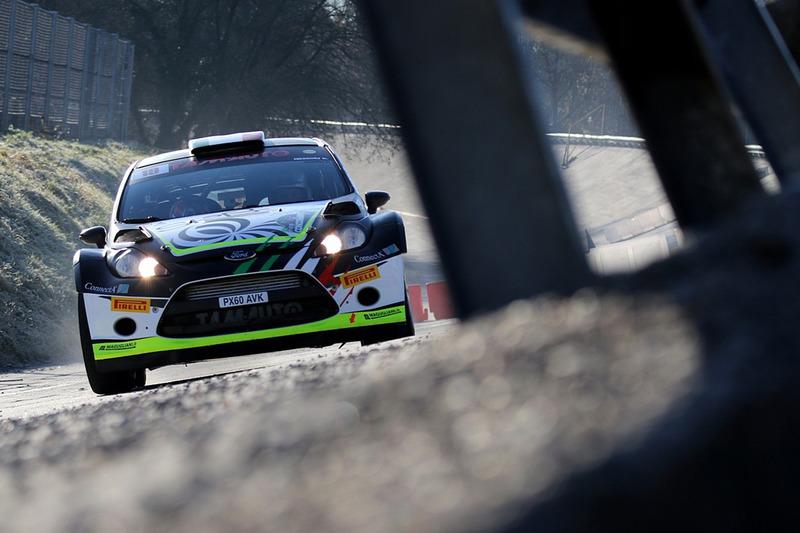 Mirko Puricelli, Matteo Magni, Citroën DS3 WRC