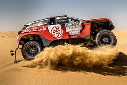 خالد القاسمي، رالي أبوظبي الصحراوي 2018
