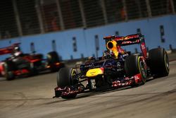 Sebastian Vettel, Red Bull Racing RB8