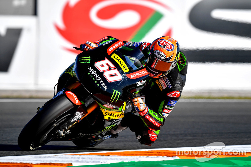 24. Michael Van Der Mark, Monster Yamaha Tech 3