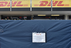 Red Bull Racing freight