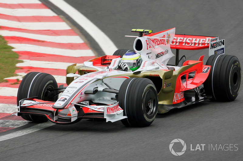 Force India – 2008 год