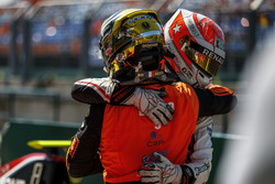 Dorian Boccolacci, MP Motorsport e Anthoine Hubert, ART Grand Prix
