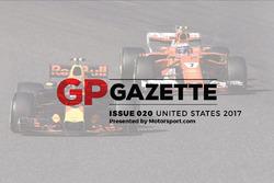 GP Gazette 020, GP de Estados Unidos