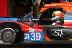 #39 Graff Racing S24 Oreca 07 Gibson:Tristan Gommendy