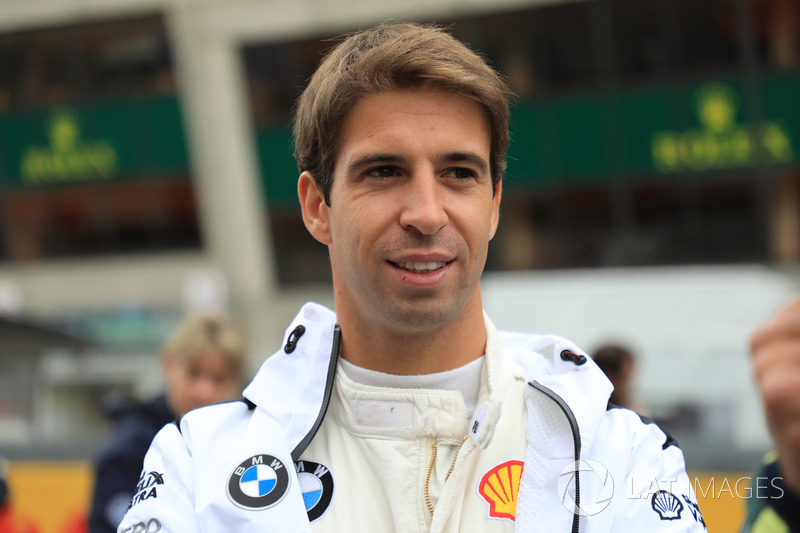 Antonio Felix da Costa, BMW Team MTEK