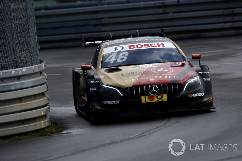 1. Edoardo Mortara, Mercedes-AMG Team HWA, Mercedes-AMG C63 DTM