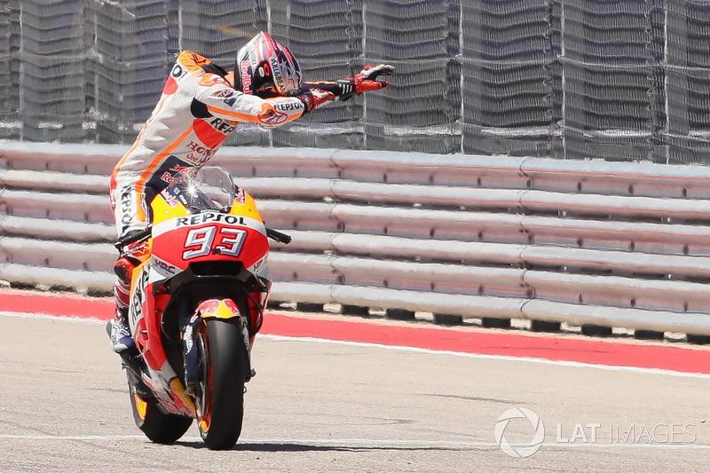 Ganador, Marc Marquez, Repsol Honda Team