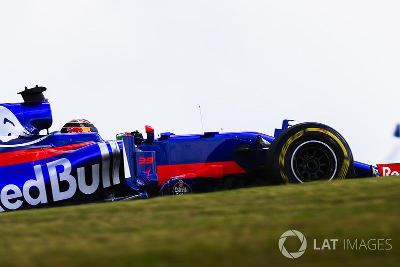 20. Brendon Hartley, Scuderia Toro Rosso STR12