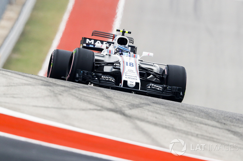 16. Lance Stroll, Williams FW40
