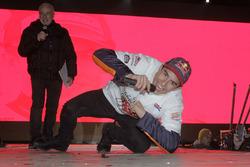 Чемпион 2017 года Марк Маркес, Repsol Honda Team