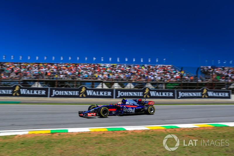 Toro Rosso - Pierre Gasly (CONFIRMADO)