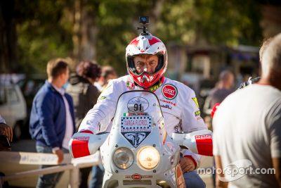 Homenaje a la Targa Florio de motos