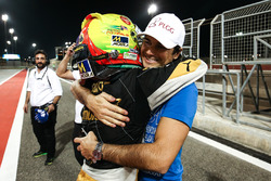 Il Campione 2017 Pietro Fittipaldi, Lotus, con