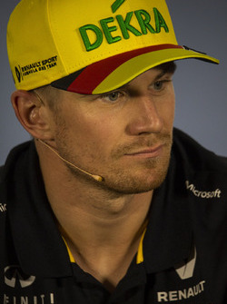 Нико Хюлькенберг, Renault Sport F1 Team