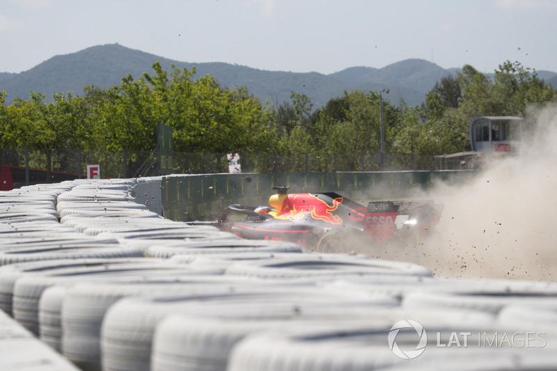 Espagne - Daniel Ricciardo (EL1)