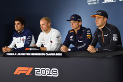 Lance Stroll, Williams, Valtteri Bottas, Mercedes-AMG F1, Max Verstappen, Red Bull Racing and Stoffe