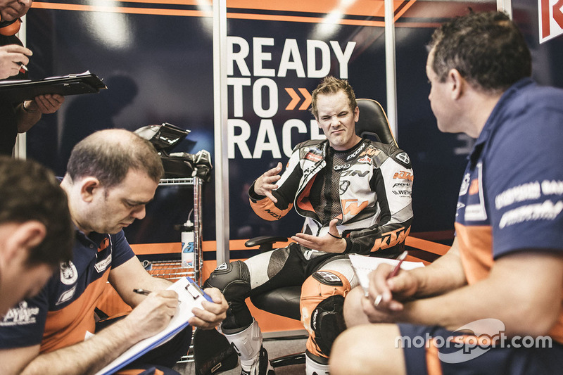 Mika Kallio , KTM RC16
