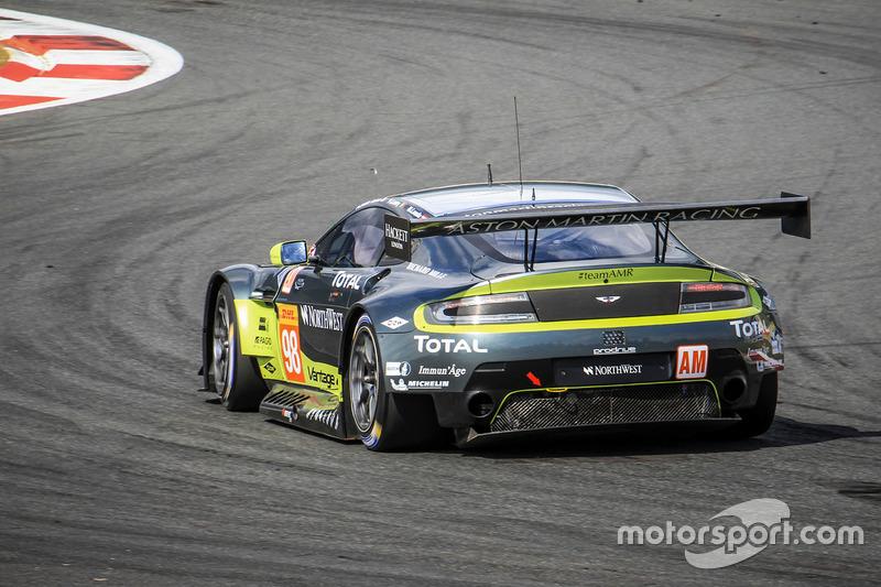 1. LMGTE-Am: #98 Aston Martin Racing, Aston Martin Vantage GTE