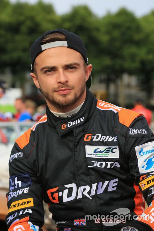 #26 G-Drive Racing Oreca 05 Nissan: Will Stevens