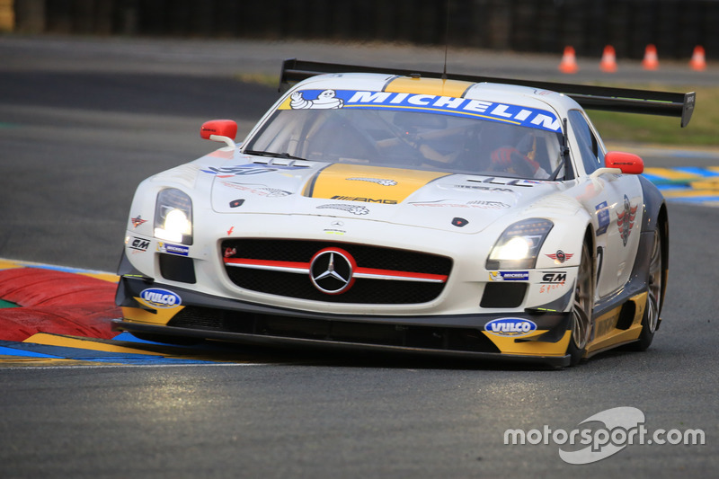 50 Team Larbre Competition Mercedes Benz Sls Amg Gt3 Christian