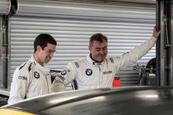 Alex Sims und Max Twigg, BMW Team SRM