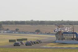 Завершающая гонка TC