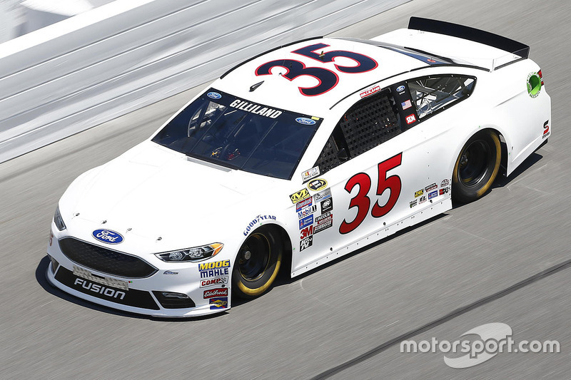 #35 David Gilliland (Front-Row-Ford)