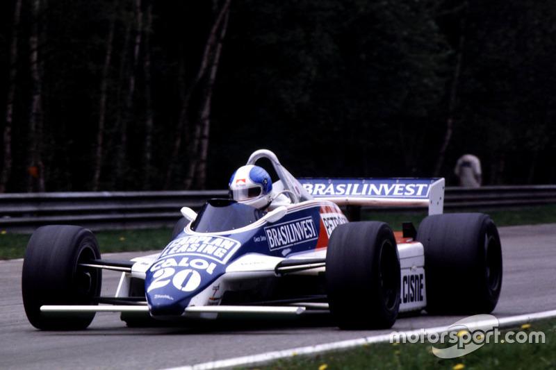 Chico Serra vs Raul Boesel - GP de Canadá 1982