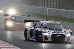 #26 Sainteloc Racing Audi R8 LMS GT3: Ромен Монті, Крістофер Хаазе, Сімон Гаше