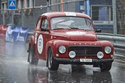 Der Volvo PV544 Sport aus dem Jahr 1960 gehört zu den Highlights der Veranstaltung