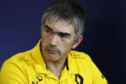 Nick Chester, Teknik Direktörü, Renault Sport F1 Team,