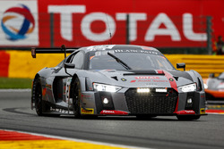 #25 Audi Sport Team Sainteloc Racing Audi R8 LMS: Маркус Вінкельхок, Крістофер Хаасе, Жюль Гунон