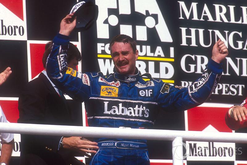 5 - Nigel Mansell (20 tracks)