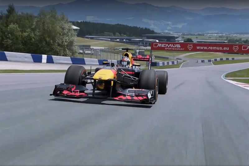 Мартін Томчік, Red Bull RB7