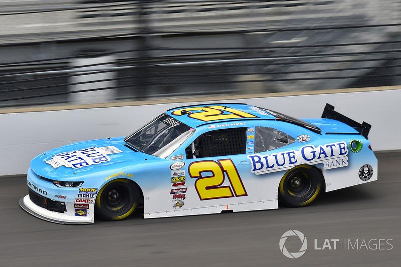 Daniel Hemric, Richard Childress Racing Chevrolet