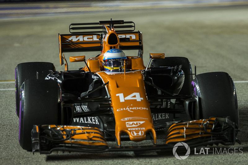 McLaren - Fernando Alonso (CONFIRMADO)
