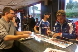 Робин Фрейнс, Amlin Andretti Formula E Team