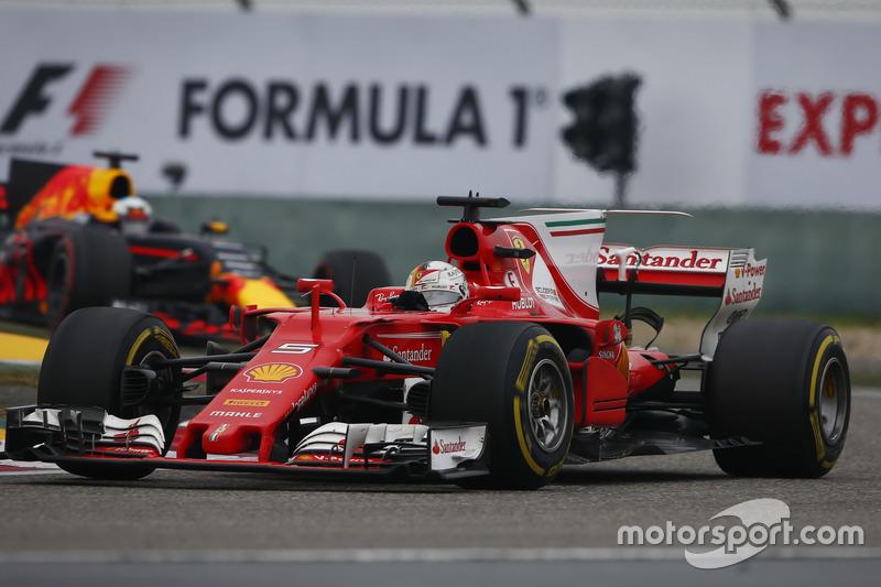 4 місце — Себастьян Феттель, Ferrari — 240