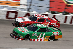 Kevin Harvick, Stewart-Haas Racing Ford, Blake Koch, Kaulig Racing Chevrolet