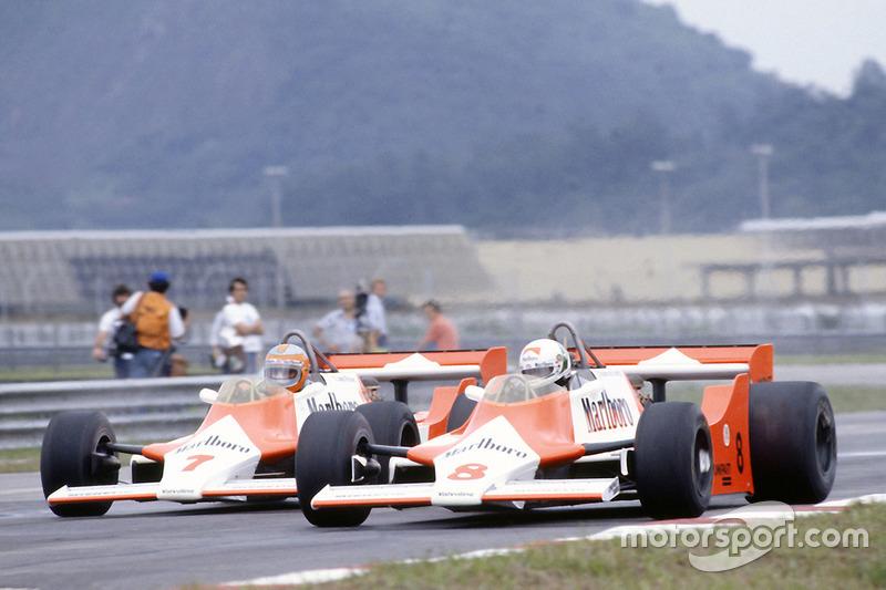 1979-1981: McLaren-Ford M29
