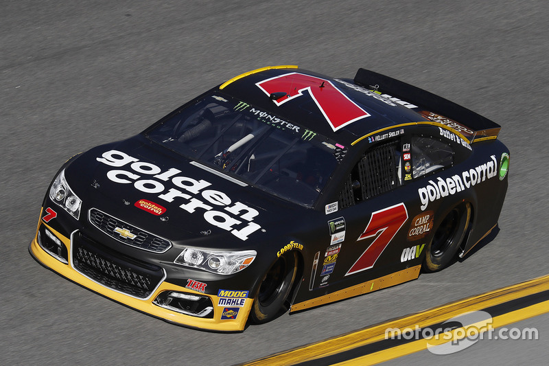 #7: Elliott Sadler, Tommy Baldwin Racing, Chevrolet