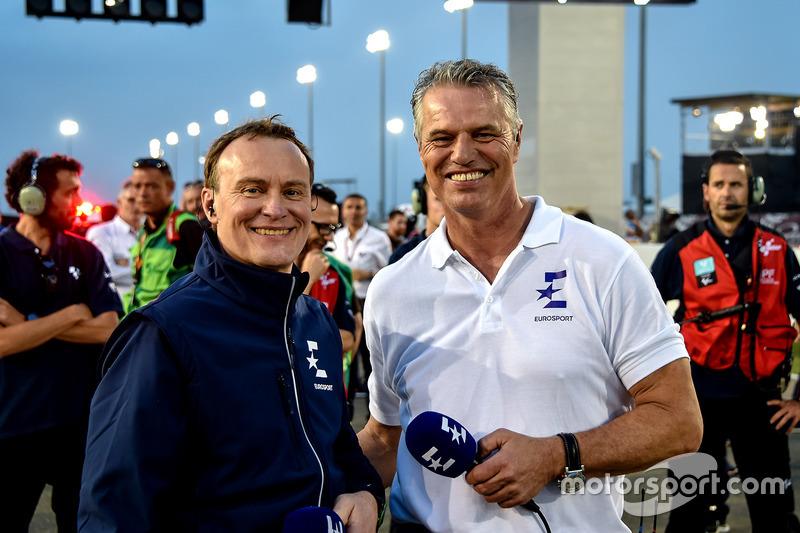 Ральф Вальдман и Ян Шектер, Eurosport Германия