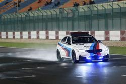 La voiture de sécurite BMW