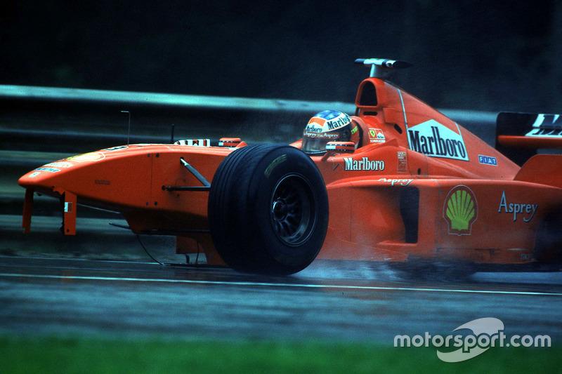 Michael Schumacher, Ferrari después del choque