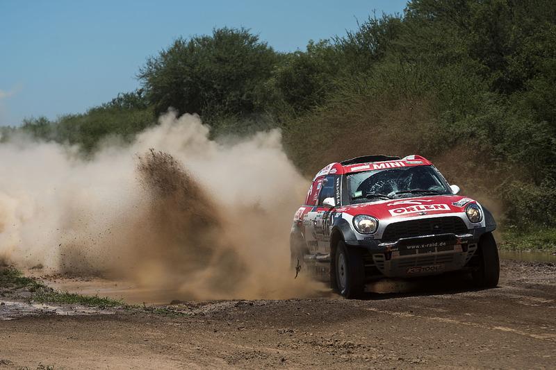 #316 X-Raid Team Mini: Jakub Przygonski, Tom Colsoul