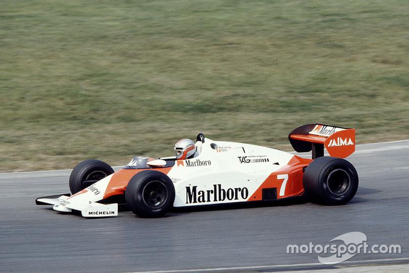 McLaren MP4/1E (1983)