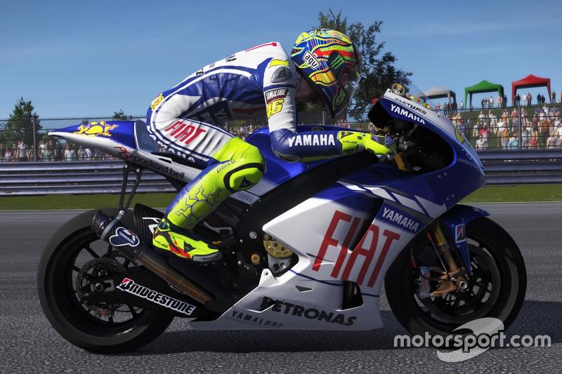 Valentino Rossi, Yamaha YZR-M1 2009